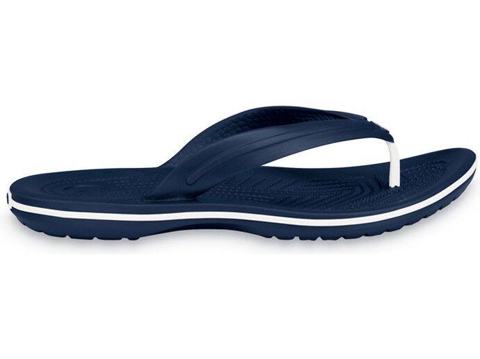 Crocs™ Crocband™ Flip Tumši zila