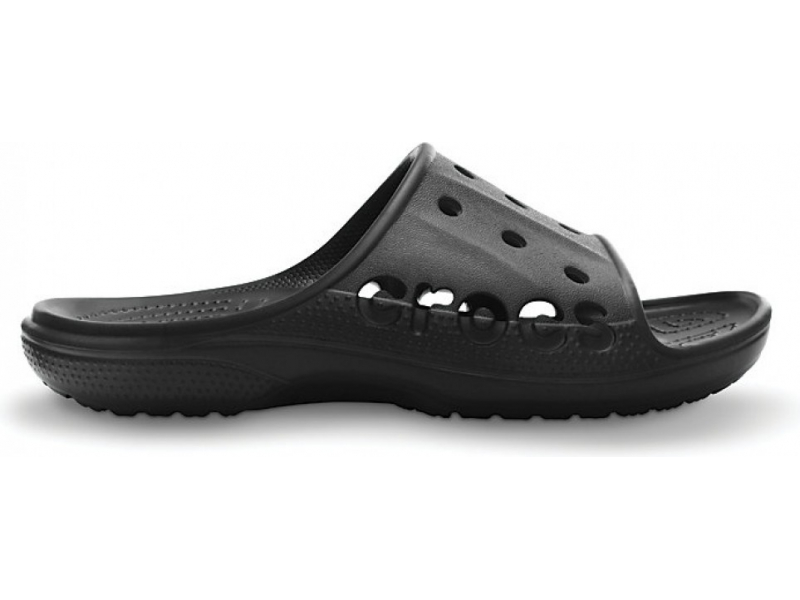 Crocs™ Baya Summer Slide Melna