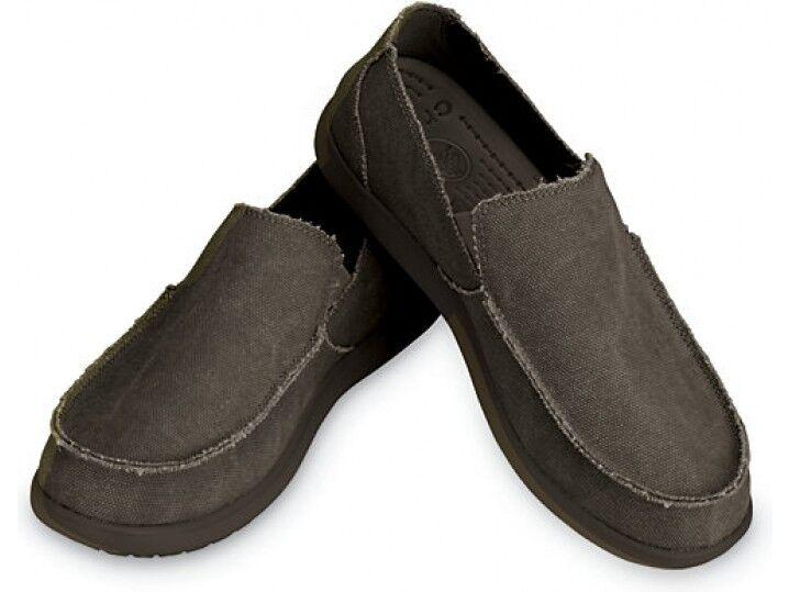 Crocs™ Santa Cruz Tumši brūna/Tumši brūna