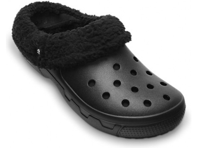 Crocs™ Mammoth Evo Clog Melna/Melna