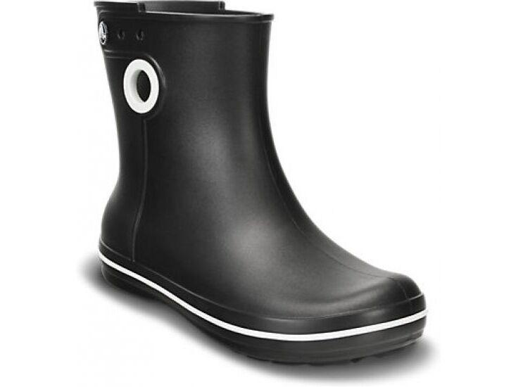 Crocs™ Women's Jaunt Shorty Boot Melna