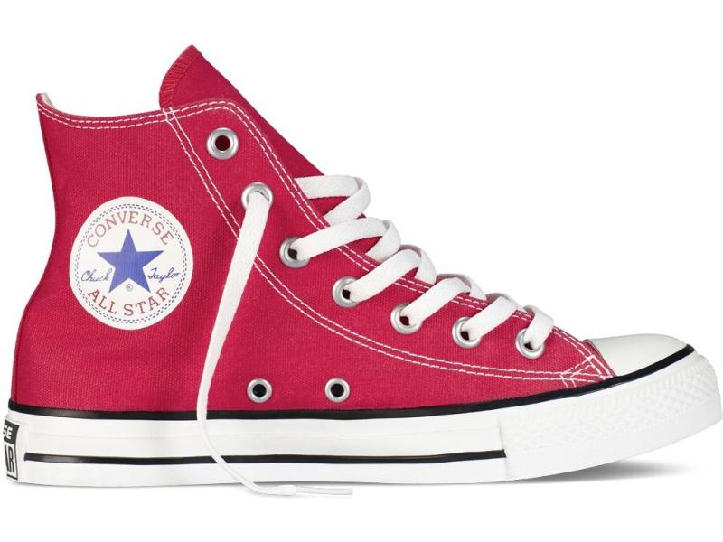 Converse Chuck Taylor All Star Hi Sarkana/Balta