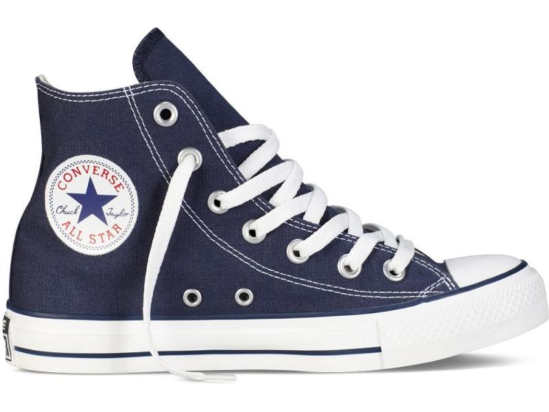 Converse Chuck Taylor All Star Hi Tumši zila/Balta
