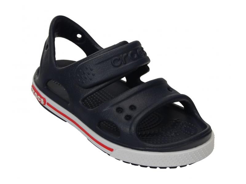 Crocs™ Kids' Crocband II Sandal PS Navy/White
