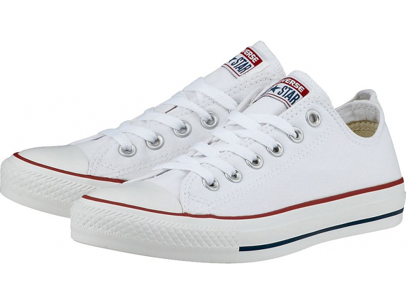 Converse Chuck Taylor All Star Ox Balta/Balta