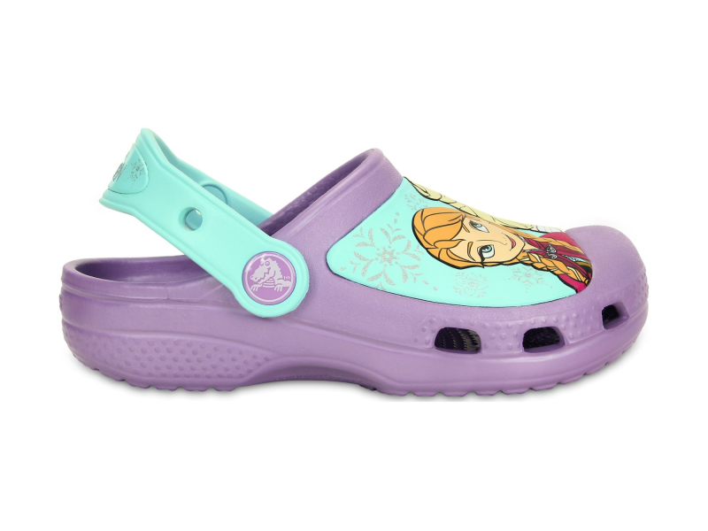 Crocs™ Girls' Creative Frozen Clog Iris