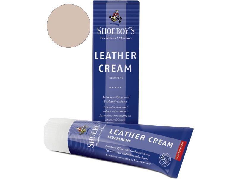Shoeboy's Leather Creme 75ml Miesas krāsa