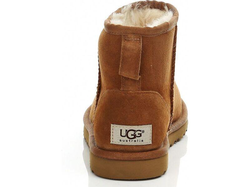 UGG Classic Mini M Chestnut