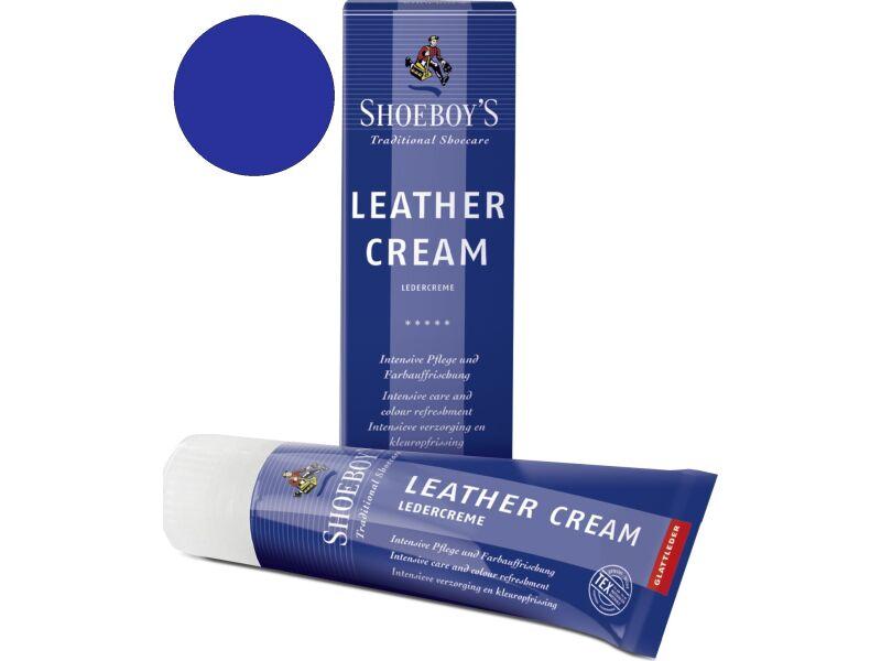 Shoeboy's Leather Creme Tumši zila