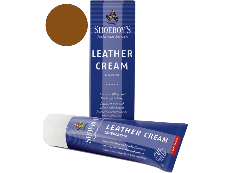 Shoeboy's Leather Creme Brūna