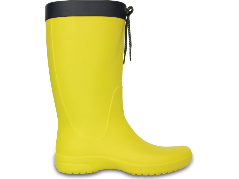 Crocs™ Freesail Rain Boot Lemon