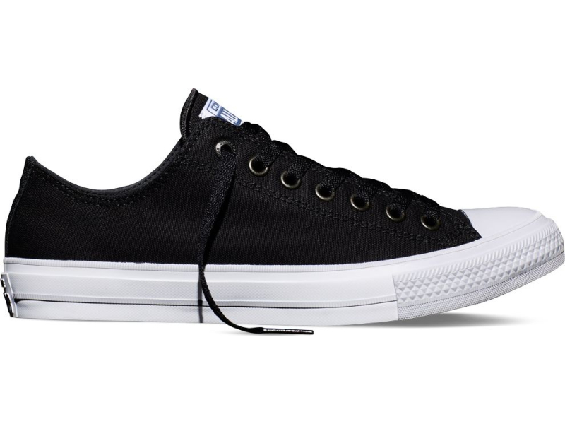Converse Chuck Taylor All Star II Ox Black/White