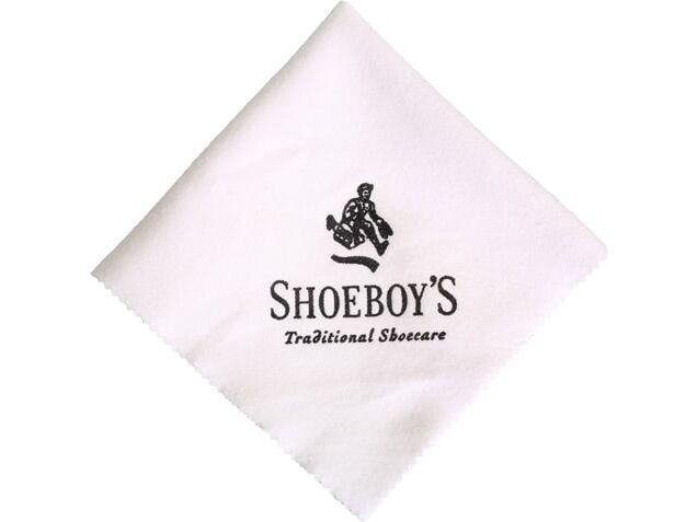 Shoeboy's apavu spodrināšanas drāna White