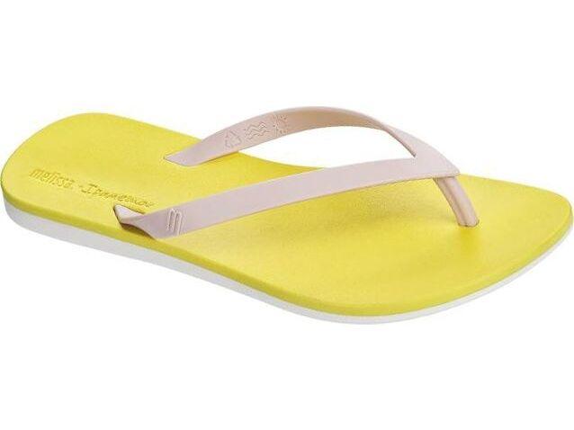Melissa Ipanema AD White/Yellow/Pink