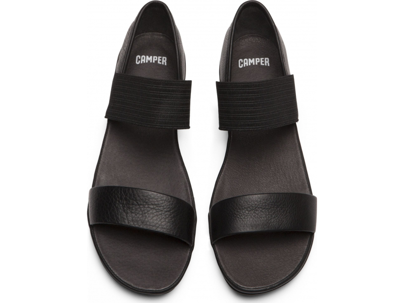 CAMPER Right Nina 21735 Negro 008