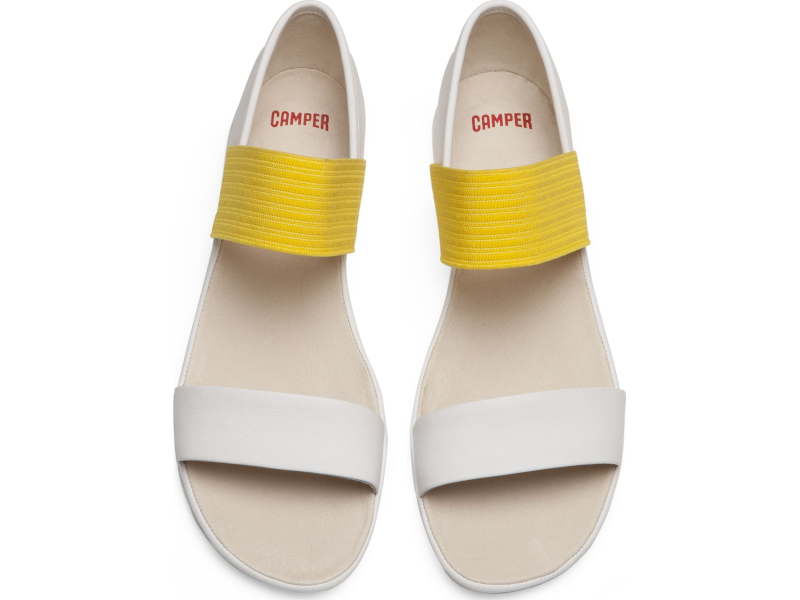 CAMPER Right Nina 21735 Blanco 045