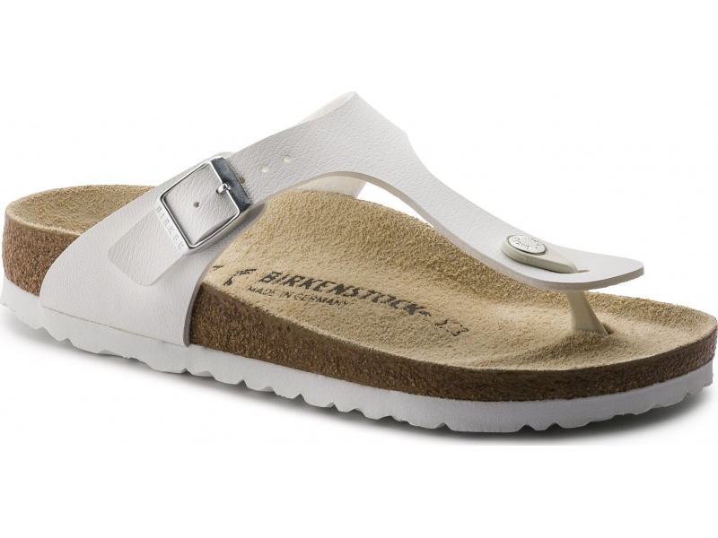 Birkenstock Gizeh White Regular