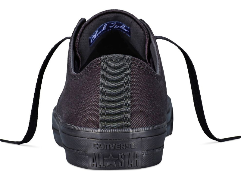 Converse Chuck Taylor All Star II Ox Black/Black