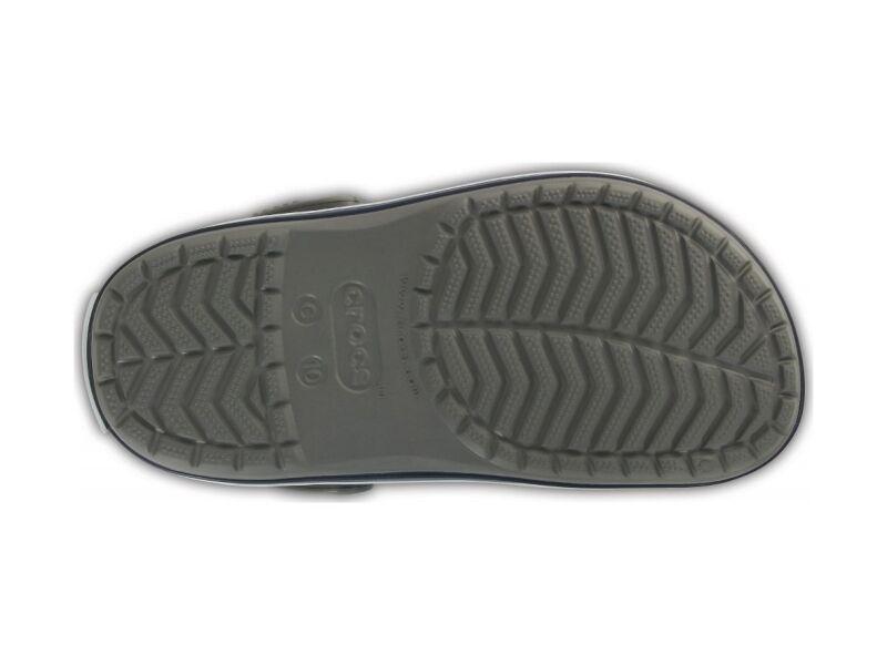 Crocs™ Kids' Crocband Clog Smoke/Navy