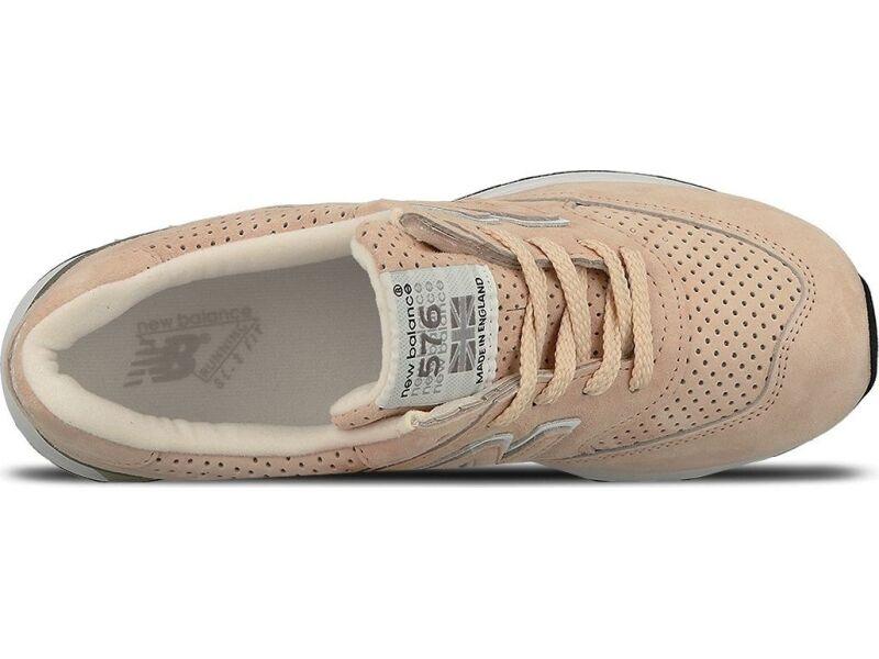 New Balance W576 Pink/White