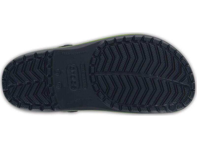 Crocs™ Crocband™ Navy/Volt Green/Lemon