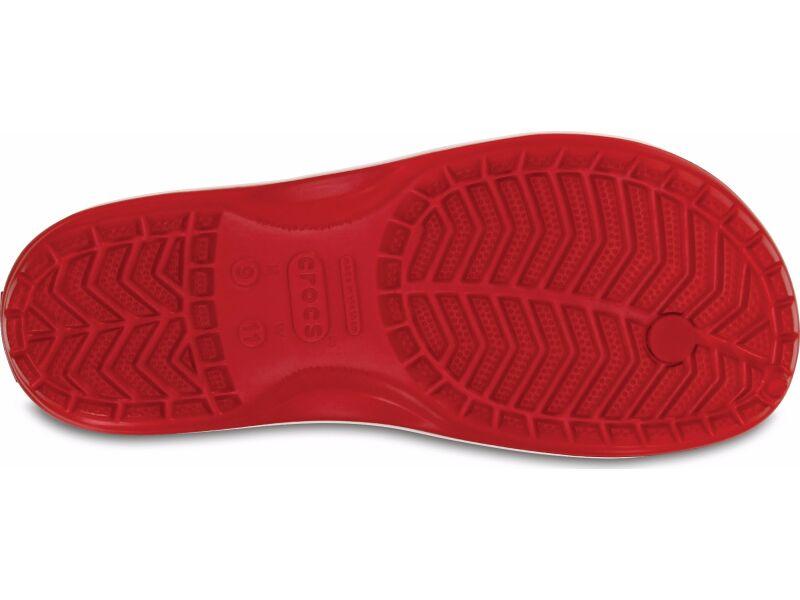 Crocs™ Crocband™ Flip Pepper/White