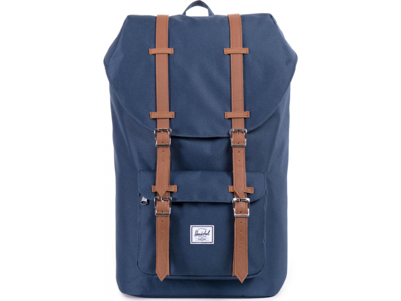 HERSCHEL Little America Navy/Tan