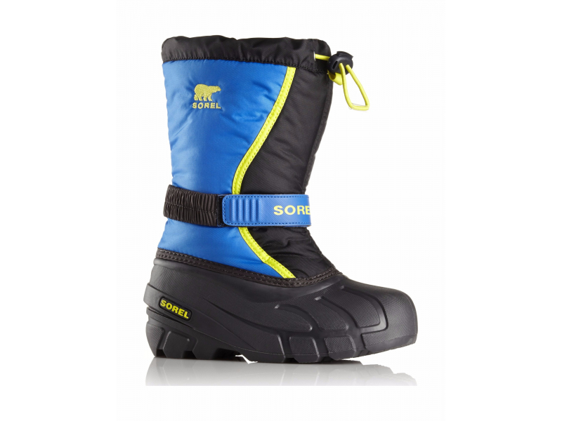 SOREL Flurry TP Black/Super Blue
