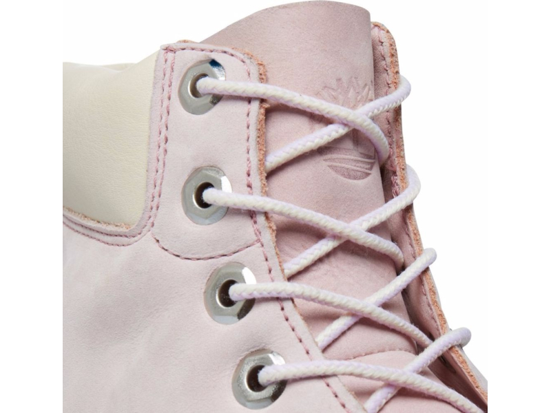 Timberland 6 In Premium Boot Junior's Lavender Nubuck