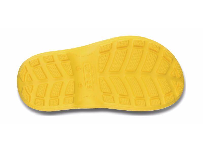 Crocs™ Kids' Handle It Rain Boot Dzeltena