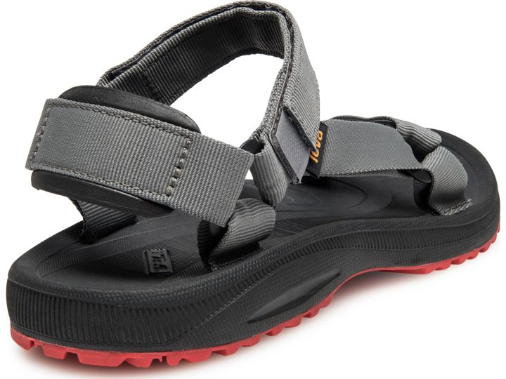 TEVA Winsted Solid Men's Black/Red