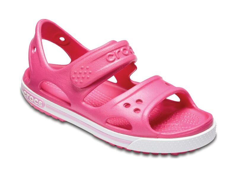 Crocs™ Kids' Crocband II Sandal PS Paradise Pink/Carnation