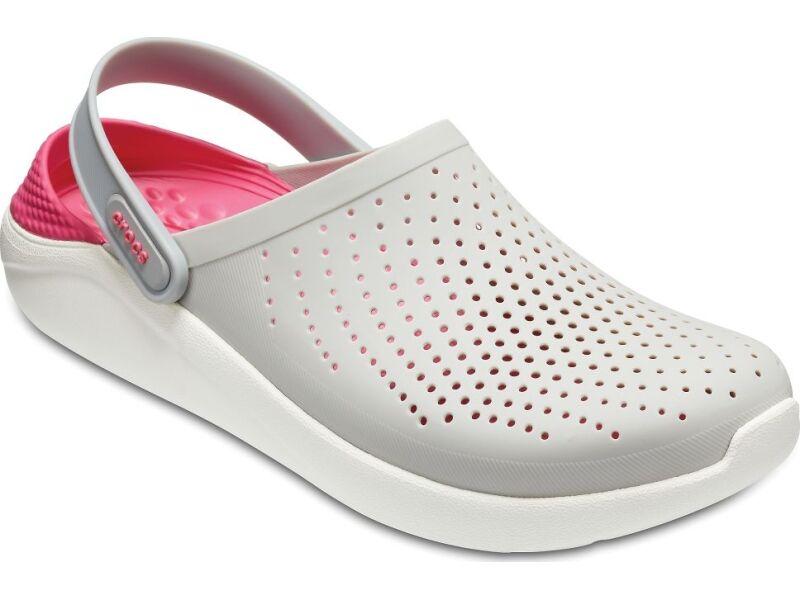 Crocs™ LiteRide Clog Pearl White/White