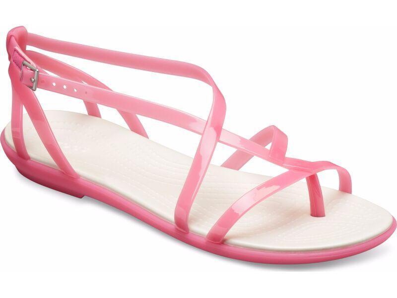 Crocs™ Isabella Gladiator Sandal Paradise Pink/Oyster