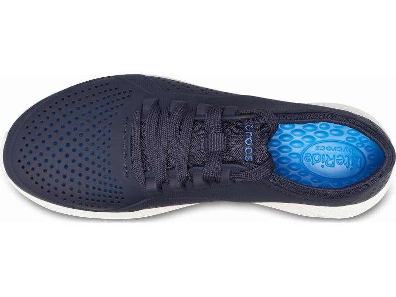 Crocs™ LiteRide Pacer Navy/White