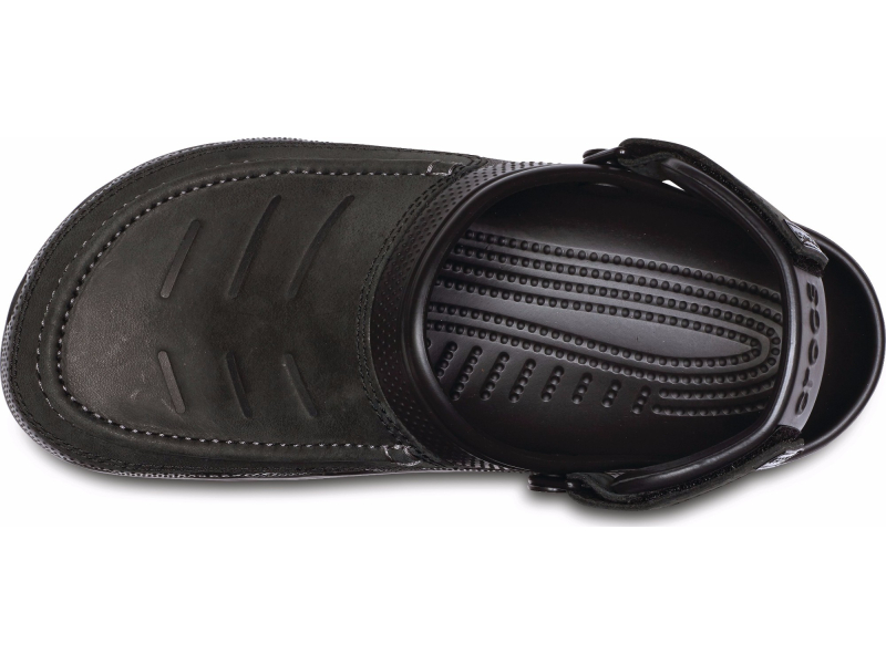 Crocs™ Yukon Vista Clog Black/Black