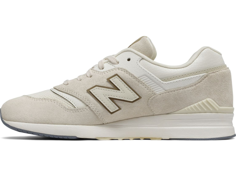 New Balance WL697 Leather Angora