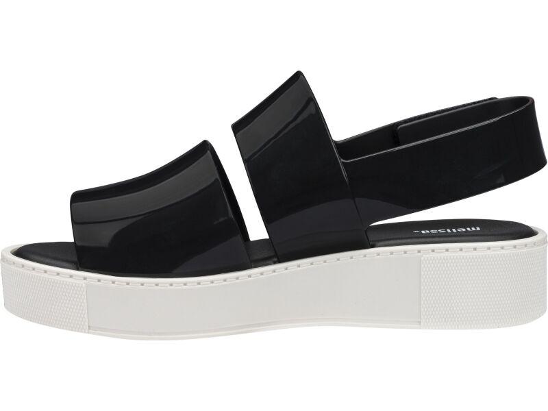 Melissa Soho AD Black/White Negro/Bco