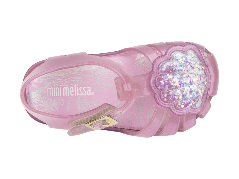 Melissa Mini Aranha XII BB Pink/Rosa