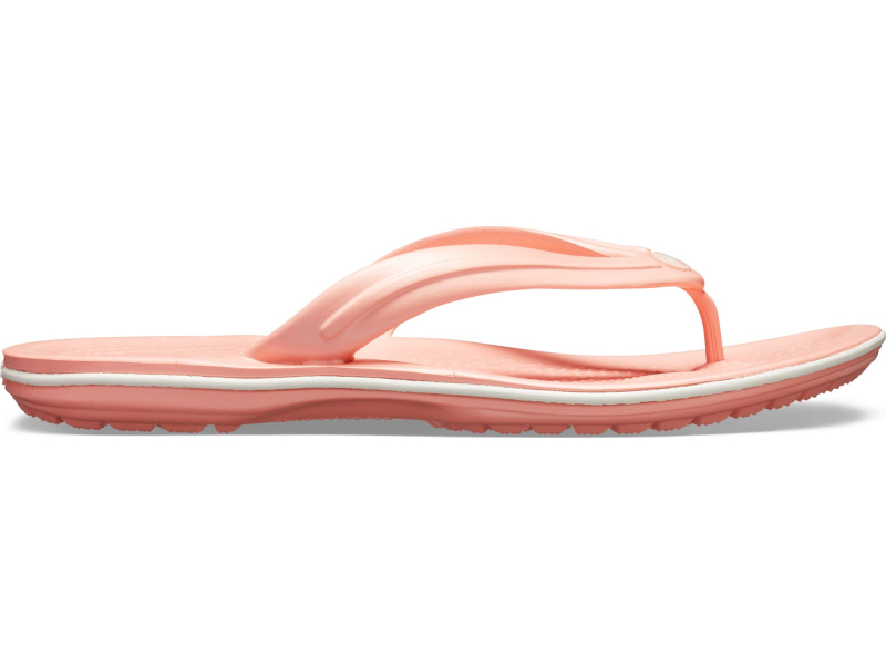 Crocs™ Crocband™ Flip Melon/White