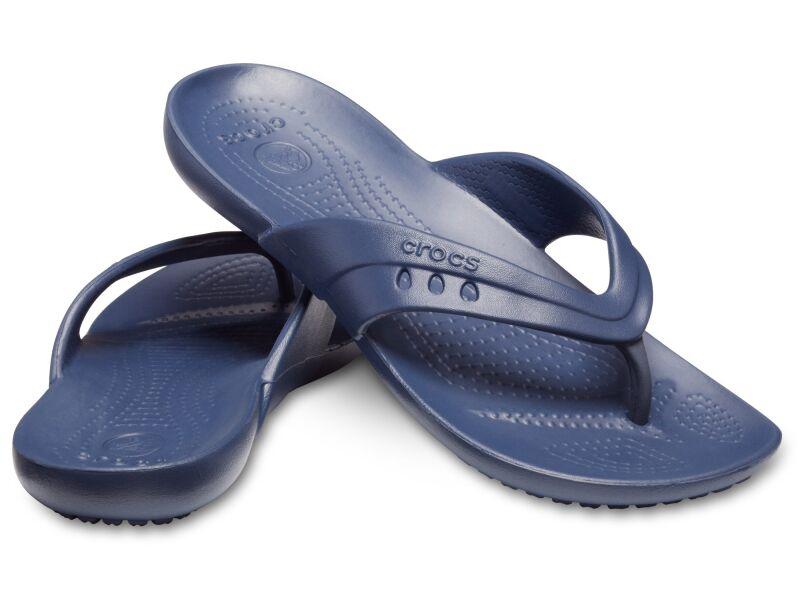 Crocs™ Kadee Flip Navy