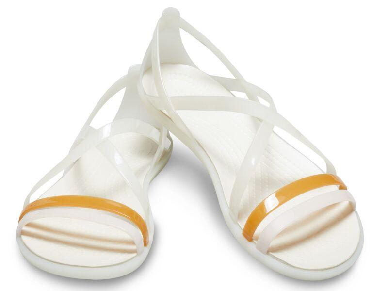 Crocs™ Isabella Strappy Sandal Oyster