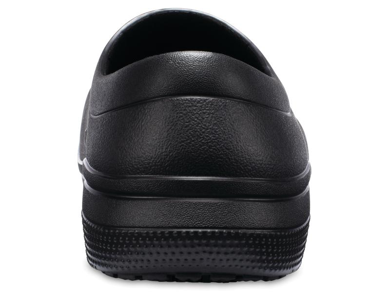 Crocs™ On The Clock Work Slip-On Black