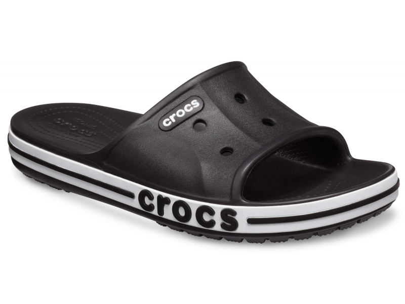 Crocs™ Bayaband Slide Black/White
