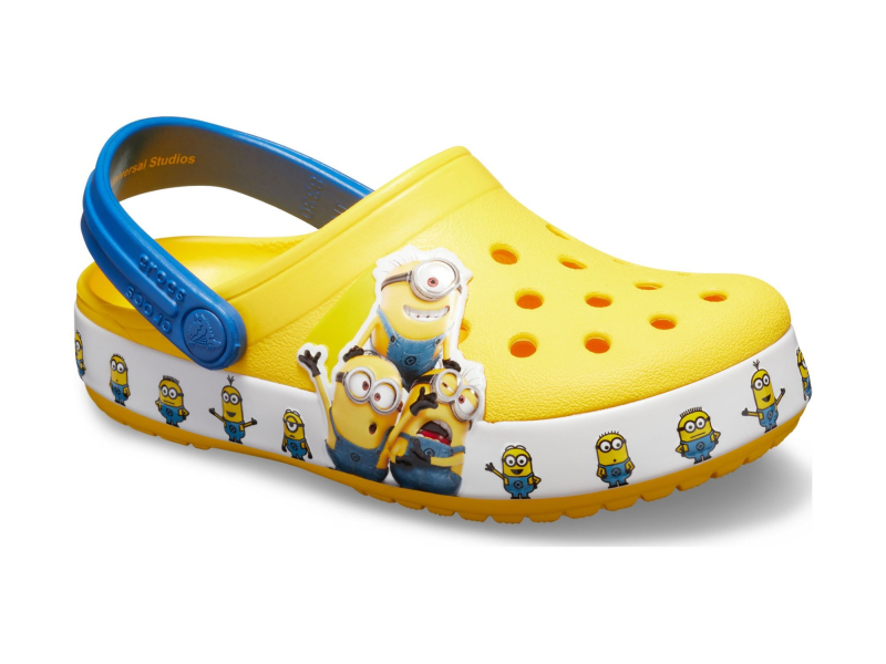Crocs™ Funlab Minions Multi Clog Kid's Yellow
