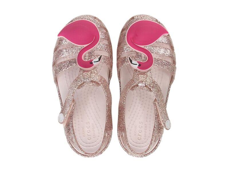 Crocs™ Isabella Charm Sandal Kid's Blush