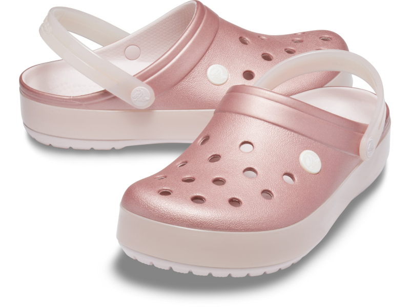 Crocs™ Crocband Ice Pop Clog Barely Pink