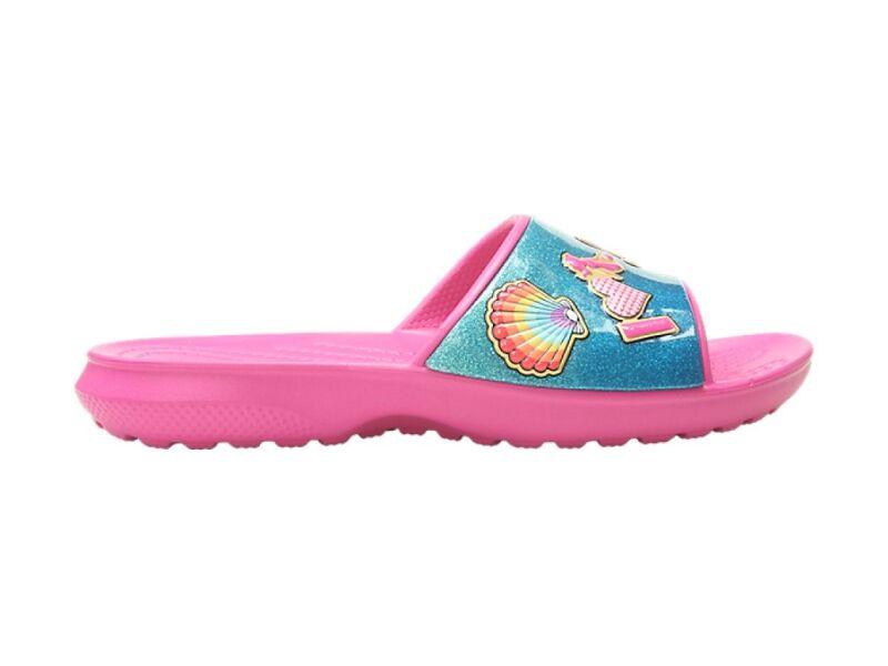 8932b6a2bcd4 ... Crocs™ Funlab BeachFun Slide Kid s Fuchsia ...