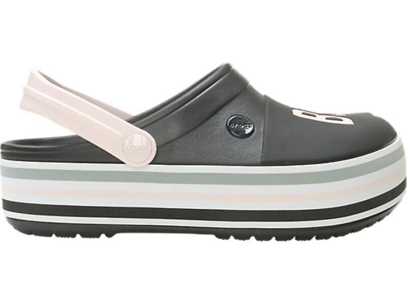 Crocs™ CB Platform Bold Color Clog Black