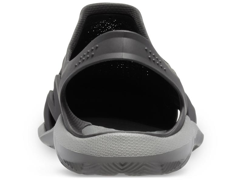 Crocs™ Swiftwater Mesh Wave Men's Black/Slate Grey